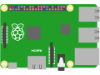 Raspberry Pi 2 drawing