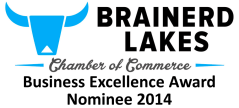 Brainerd Chamber Award