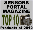 Top 10 Ultrasonic Sensors of 2012