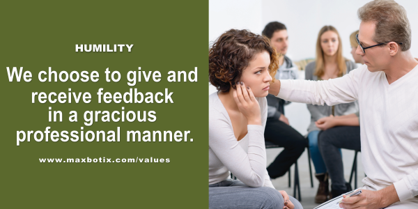 Value Statement: Humility
